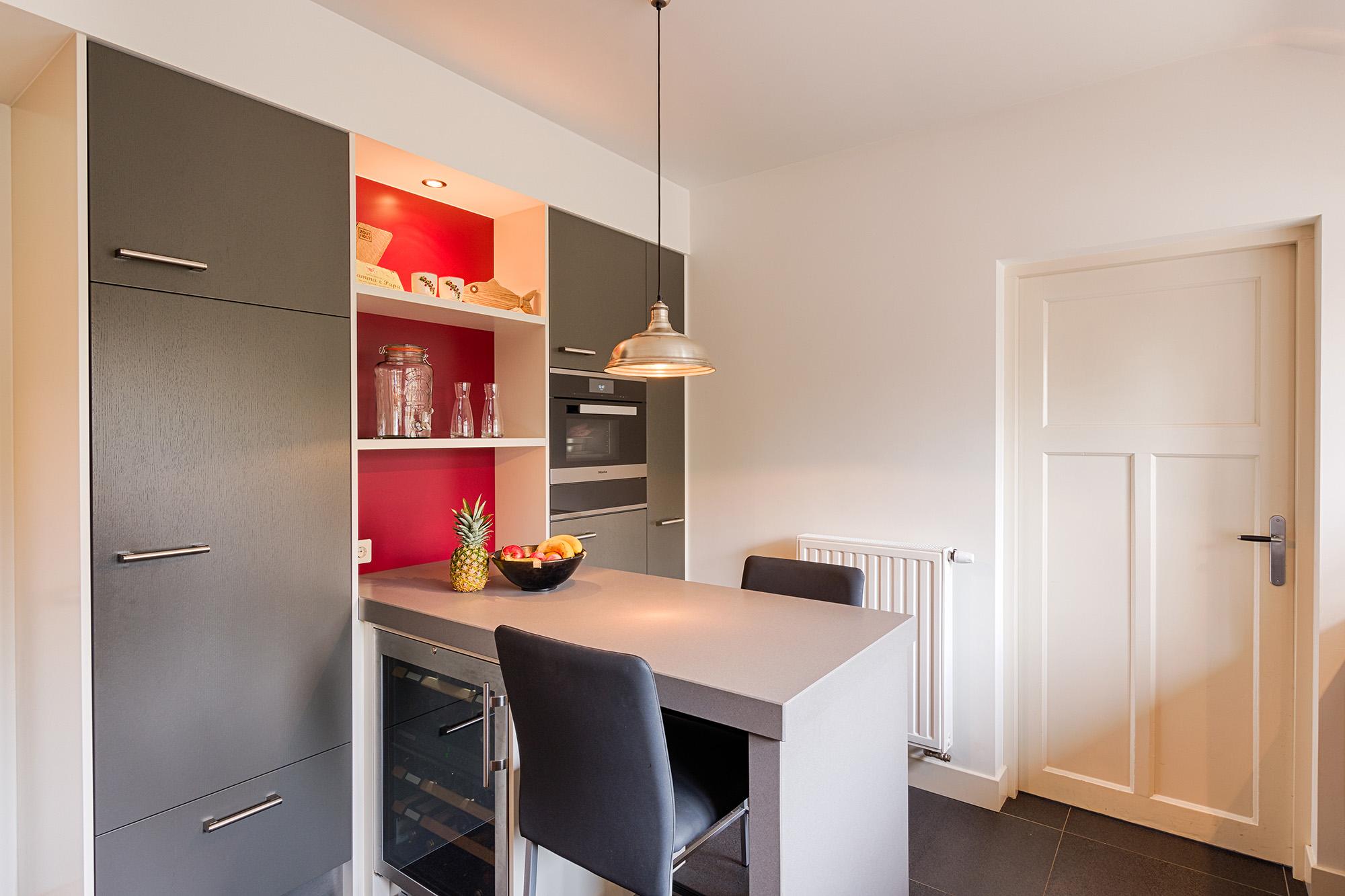 Industri le keuken forest keukens - Industriele stijl keuken ...